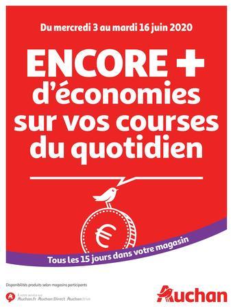 Auchan reclame folder (geldig t/m 16-06)