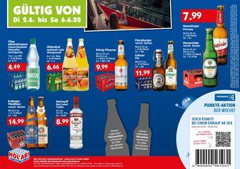 Hol'ab Getränkemarkt Prospekt (bis einschl. 06-06)