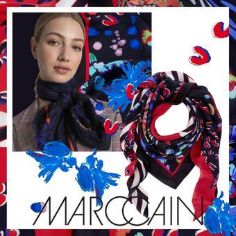 Marc Cain reclame folder (geldig t/m 30-06)