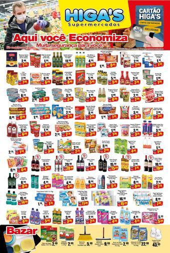Higa's Supermercado catálogo promocional (válido de 10 até 17 05-06)