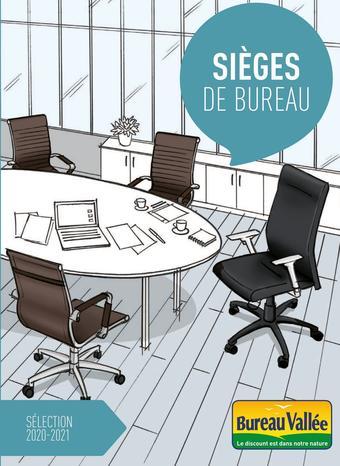 Bureau Vallée catalogue publicitaire (valable jusqu'au 31-12)