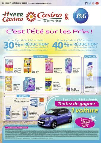 Casino Supermarchés catalogue publicitaire (valable jusqu'au 14-06)