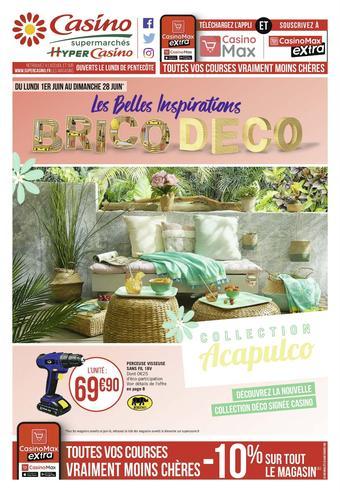 Casino Supermarchés catalogue publicitaire (valable jusqu'au 28-06)
