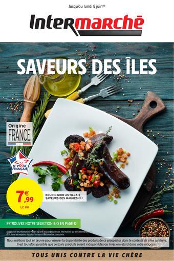 Intermarché catalogue publicitaire (valable jusqu'au 08-06)