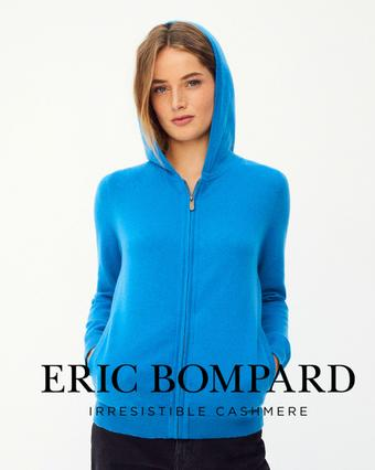 Eric Bompard catalogue publicitaire (valable jusqu'au 29-07)
