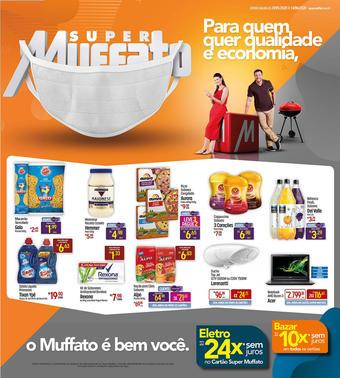 Muffato catálogo promocional (válido de 10 até 17 14-06)
