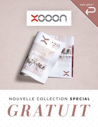 Xooon catalogue publicitaire (valable jusqu'au 31-08)