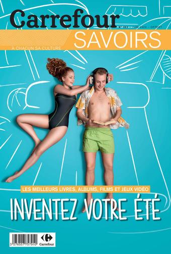 Carrefour catalogue publicitaire (valable jusqu'au 30-06)