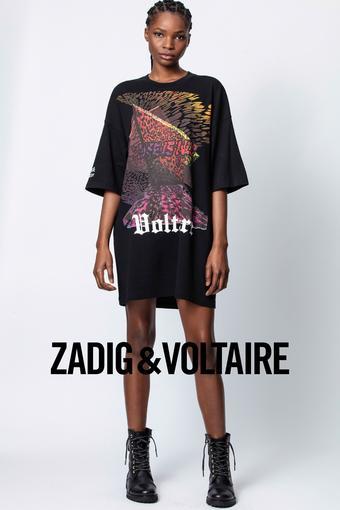 Zadig & Voltaire catalogue publicitaire (valable jusqu'au 26-07)