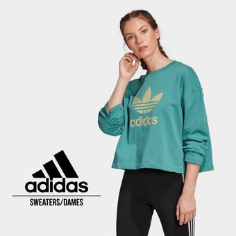 Adidas reclame folder (geldig t/m 06-06)