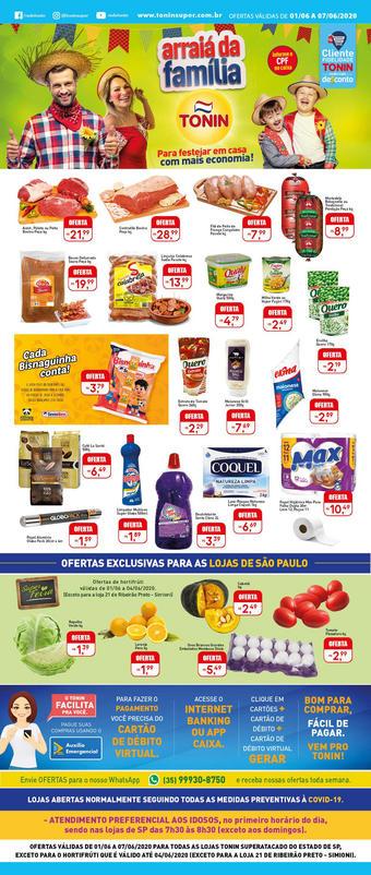 Tonin Superatacado catálogo promocional (válido de 10 até 17 07-06)