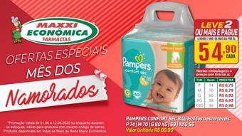 Maxxi Econômica Farmácias catálogo promocional (válido de 10 até 17 12-06)