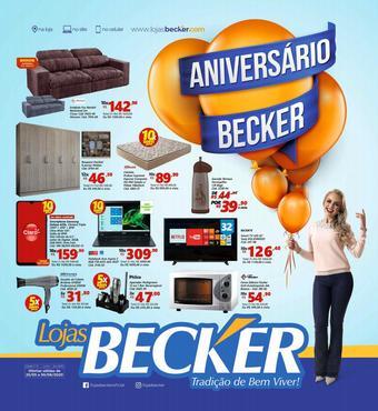 Lojas Becker catálogo promocional (válido de 10 até 17 30-06)