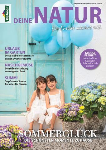 Dehner Werbeflugblatt (bis einschl. 31-08)