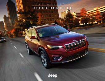 Jeep reclame folder (geldig t/m 31-12)