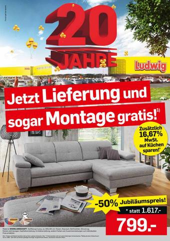 Möbel Ludwig Werbeflugblatt (bis einschl. 07-06)