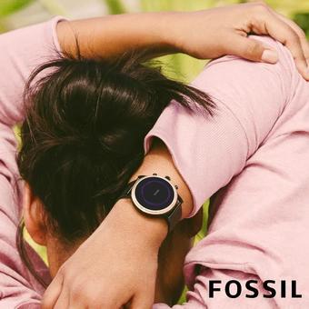 Fossil Werbeflugblatt (bis einschl. 30-06)