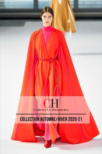 Carolina Herrera catalogue publicitaire (valable jusqu'au 01-08)