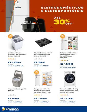 Lojas Colombo catálogo promocional (válido de 10 até 17 13-06)