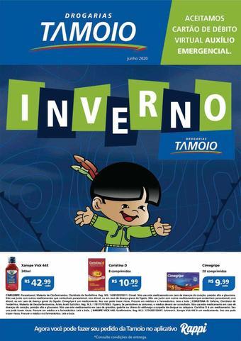 Drogarias Tamoio catálogo promocional (válido de 10 até 17 30-06)