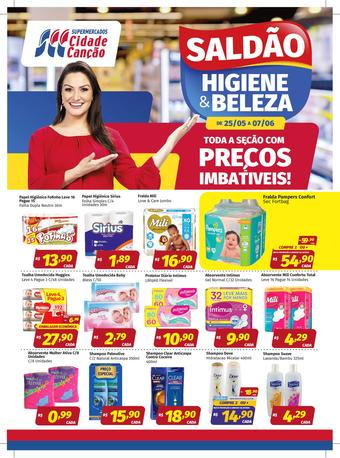 Supermercados Cidade Canção catálogo promocional (válido de 10 até 17 07-06)