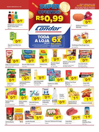 Supermercados Condor catálogo promocional (válido de 10 até 17 02-06)