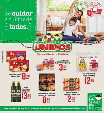 Supermercados Unidos catálogo promocional (válido de 10 até 17 15-06)