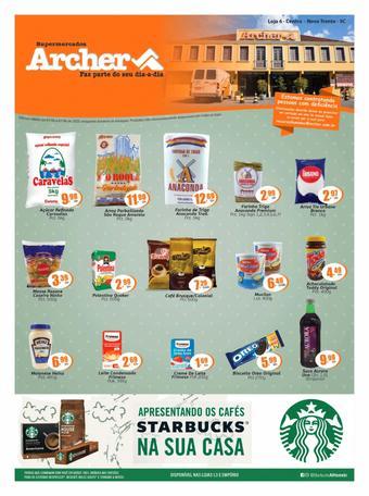 Supermercados Archer catálogo promocional (válido de 10 até 17 07-06)