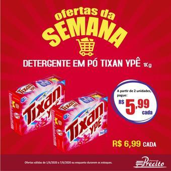 Supermercado Precito catálogo promocional (válido de 10 até 17 07-06)