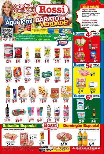 Rossi Supermercado catálogo promocional (válido de 10 até 17 09-06)