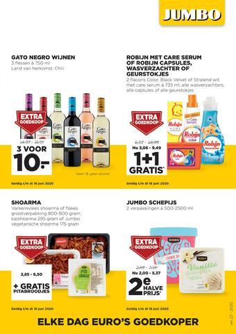 Agrimarkt reclame folder (geldig t/m 09-06)