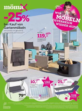 Mömax Werbeflugblatt (bis einschl. 13-06)