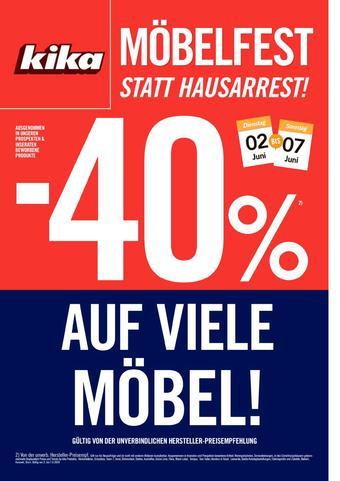 kika Werbeflugblatt (bis einschl. 07-06)