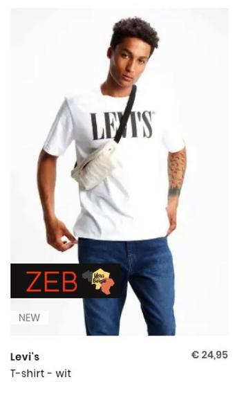 ZEB reclame folder (geldig t/m 15-06)