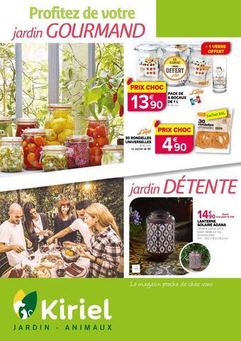 Kiriel catalogue publicitaire (valable jusqu'au 31-08)