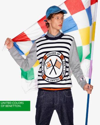 United Colors Of Benetton catalogue publicitaire (valable jusqu'au 03-08)