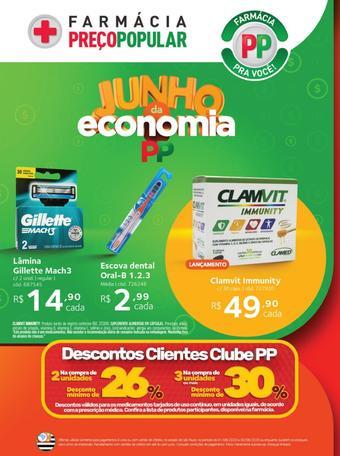 Farmácia Preço Popular catálogo promocional (válido de 10 até 17 30-06)