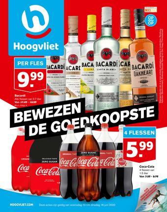Hoogvliet reclame folder (geldig t/m 16-06)