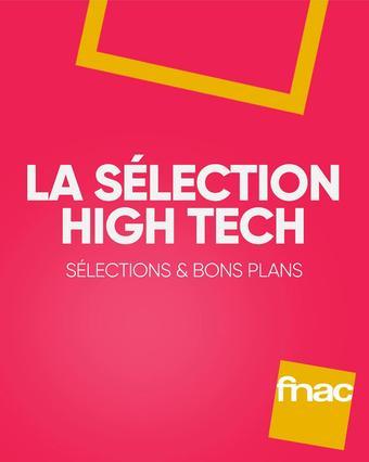 Fnac catalogue publicitaire (valable jusqu'au 15-09)