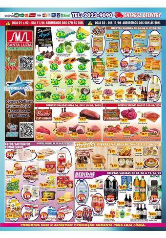 Supermercado Estrela Azul catálogo promocional (válido de 10 até 17 12-06)