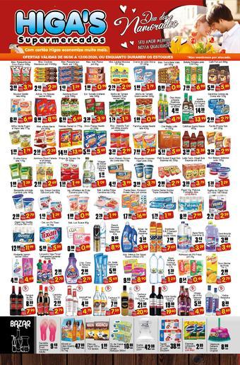 Higa's Supermercado catálogo promocional (válido de 10 até 17 12-06)