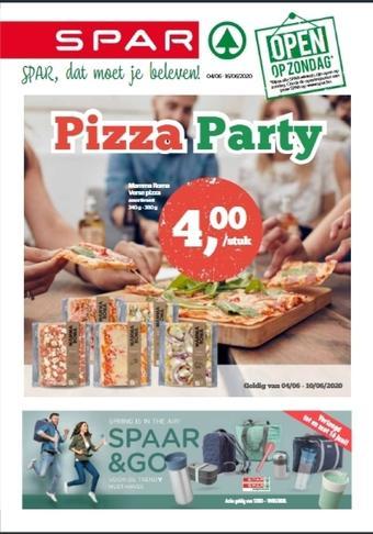 Spar reclame folder (geldig t/m 15-06)