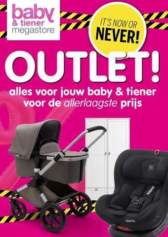 Baby & Tiener reclame folder (geldig t/m 20-06)