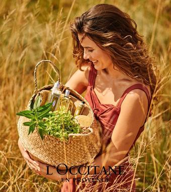L'Occitane catalogue publicitaire (valable jusqu'au 31-07)