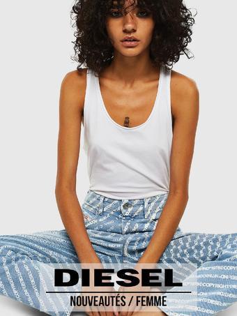 Diesel catalogue publicitaire (valable jusqu'au 05-08)