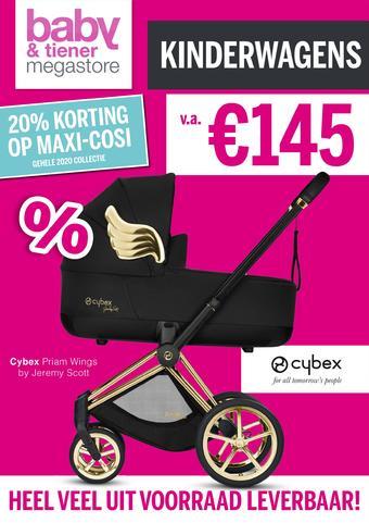 Baby & Tiener reclame folder (geldig t/m 13-06)