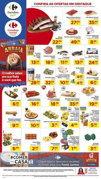 Carrefour Bairro catálogo promocional (válido de 10 até 17 08-06)