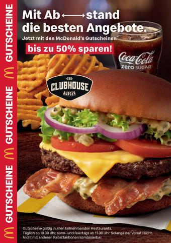 McDonald's Prospekt (bis einschl. 19-07)