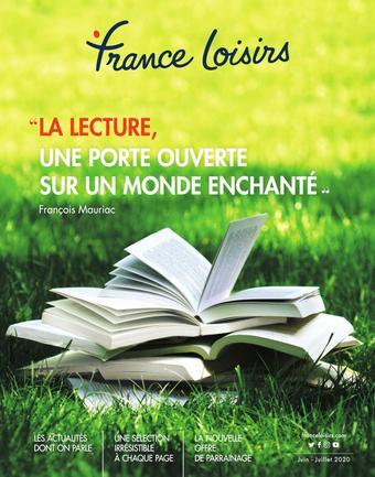 France Loisirs catalogue publicitaire (valable jusqu'au 31-08)