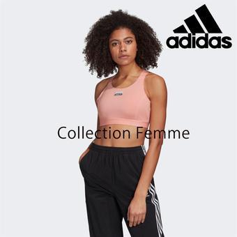 Adidas catalogue publicitaire (valable jusqu'au 20-07)